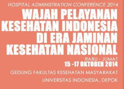 Hospital Administration Conference 2014