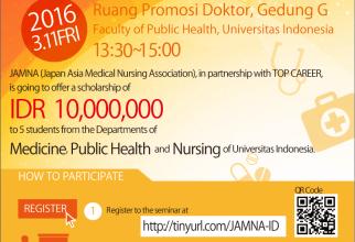 TOP CAREER – Japan Asia Medical Nursing Association
