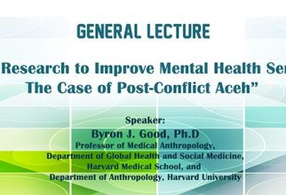 Using Research to Improve Mental Health Services: The Case of Post-Conflict Aceh