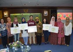 Ceremony Mahasiswa Berprestasi FKM UI 2016