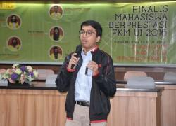 Final Pemilihan Mahasiswa Berprestasi (Mapres)  FKM UI 2016