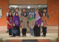Studi Banding STIKes Medika Cikarang ke Laboratorium di FKM UI