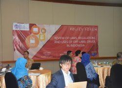 Policy Forum: Regulasi Off-Label Drugs di Indonesia