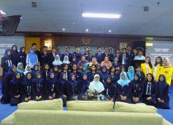 Kunjungan Siswa-siswi SMA Negeri 2 Kediri ke Kampus FKM UI