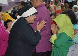 FKMUI Gelar Acara Halal Bihalal Idul Fitri 1438 H