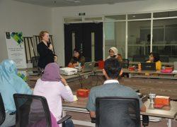 Pembicara Asing dari City University of New York Mengisi Guest Lecture dan Workshop di FKMUI