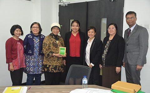 FKM UI Menerima Kunjungan dari University of Public Health Myanmar