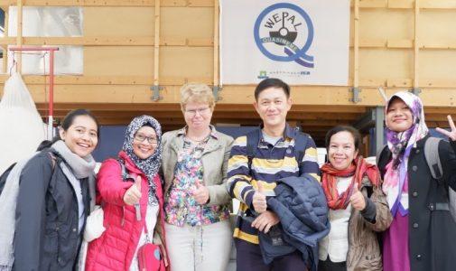 Tenaga Kependidikan FKMUI Ikuti Kegiatan Pengembangan Karir di Belanda