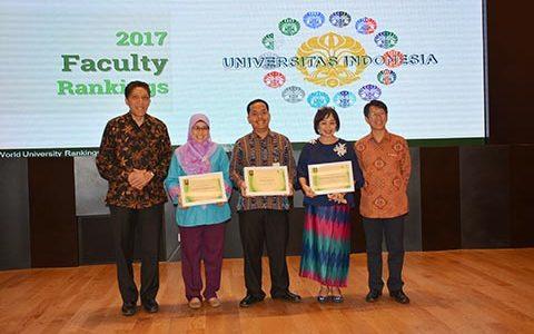 FKM UI Raih Peringkat 1 UI Greenmetric Faculty Ranking Universitas Indonesia Tahun 2017