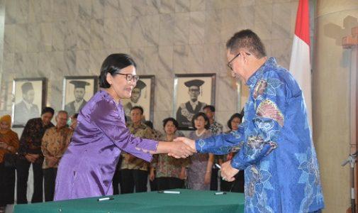 Pelantikan Wakil Dekan Fakultas Kesehatan Masyarakat UI Periode 2018-2022