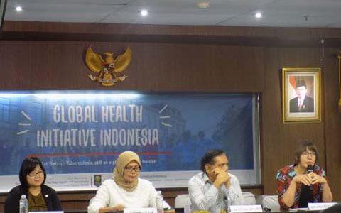 Global Heath Initiative Indonesia berkolaborasi dengan Center for Health Administration and Policy Studies FKM UI adakan Seminar Tuberkulosis