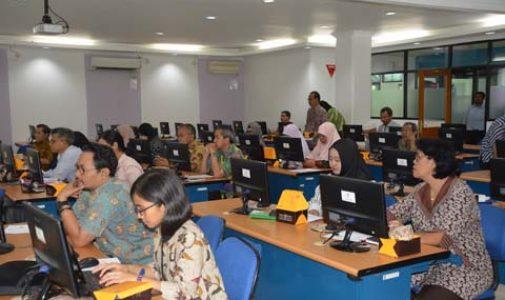Pusinfokesmas Adakan Sosialisasi dan Pelatihan Turnitin Untuk Dosen FKM UI
