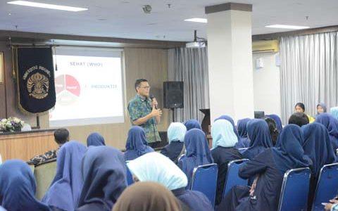Tambah Wawasan Dunia Perkuliahan, Siswa-siswi SMA Negeri 2 Kediri Kunjungi FKM UI