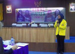 Presentasi Final Mahasiswa Berprestasi FKM UI 2018
