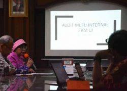 PAF FKM UI Selenggarakan Audit Mutu Internal I di 2018