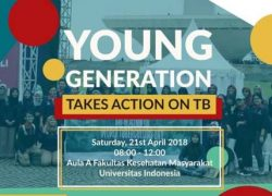 Young generation take action on TB
