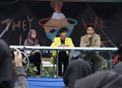 They Lie We Die: Kampanye Hari Tanpa Tembakau Sedunia (HTTS)
