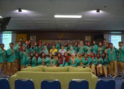 Mahasiswa Peminatan Promosi Kesehatan STIKES Hang Tuah Kunjungi FKM UI
