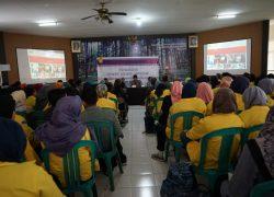 Pelepasan Mahasiswa FKM UI untuk Pengalaman Belajar Lapangan (PBL) Terintegrasi di Kecamatan Babakan Madang, Bogor