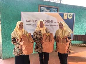 """""""KADER AKADEMI"""" Sebuah Inovasi Mahasiswa FKM UI untuk Mencerdaskan Kader Kesehatan Desa Cijayanti, Kecamatan Babakan Madang, Bogor"""