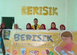 Kampanye ASI Eksklusif Digencarkan Mahasiswa FKM UI di Desa Karang Tengah, Babakan Madang Bogor