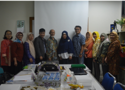 Kunjungan Universitas Sumatera Utara ke Program Studi Gizi Fakultas Kesehatan Masyarakat Universitas Indonesia