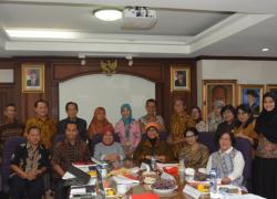 Program Studi S2 Epidemiologi FKM UI Laksanakan Reakreditasi