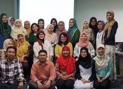 Kegiatan kursus Rapid Systematic Review di Fakultas Kesehatan Masyarakat Universitas Indonesia