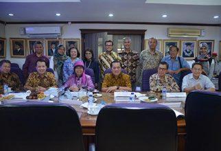 Laksanakan Reakreditasi, Program Studi S1 Kesehatan Masyarakat FKM UI Jalani Proses Visitasi