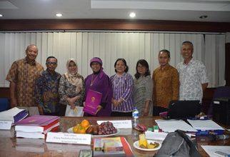 Visitasi Program Studi S2 Ilmu Kesehatan Masyarakat FKM UI oleh LAM-PTKes