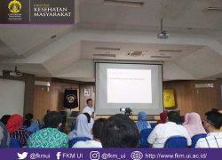 Mahasiswa FKM UI Belajar Penggunaan Sistem Informasi dari Direktur RSUD Koja
