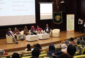 Peluncuran Paper the Lancet dan Seminar UHC in Indonesia: Concept, Progress and Challanges