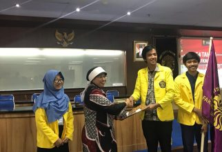 Pelantikan Terbuka Lembaga Kemahasiswaan FKM UI 2019