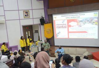 FKM UI Fasilitasi Seminar Oleh Mahasiswa dan Alumni Papua