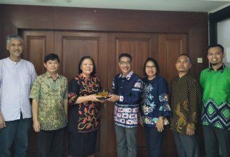 Persiapkan Akreditasi, S2 IKM Universitas Lambung Mangkurat Studi Banding ke FKM UI