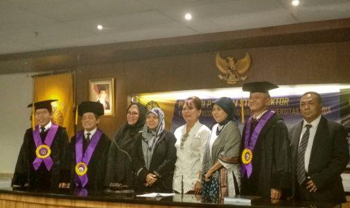 Doktor FKM UI Teliti: Model Kebijakan Prediktif Pengembangan Obat Berbasis Riset di Indonesia