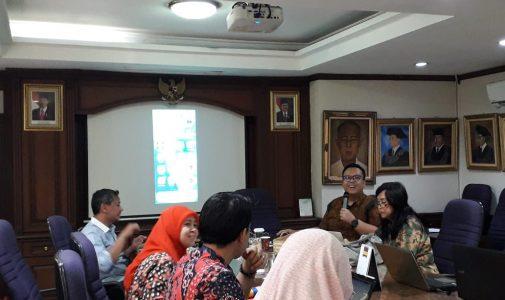 Pelatihan E-book bagi para staf pengajar di FKM UI