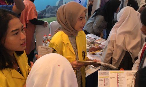 """Partisipasi FKM UI pada """"World Education Expo Indonesia 2019"""", Pameran Pendidikan yang Menghadirkan Berbagai Universitas dari Seluruh Dunia"""