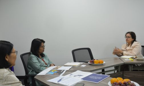 International Business & Technical Consultants, Inc Ajukan Kerja Sama dengan FKM UI