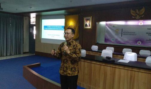 "Prodi KARS FKM UI Selenggarkan Mini Seminar ""Strategic Leadership in Hospital: From Best to Next Practice"""
