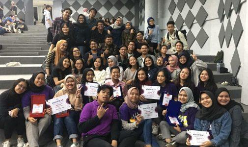 FKM UI Raih Juara Umum 3 dalam UI Art War