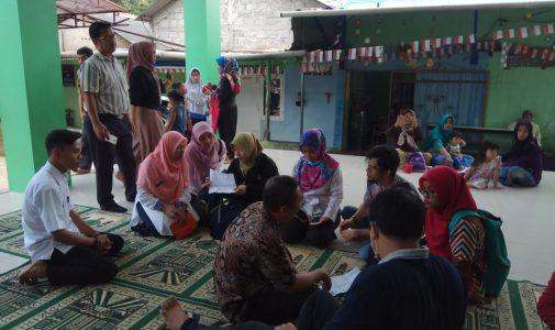 Mahasiswa FKM UI Laksanakan Investigasi KLB Hepatitis A di Wilayah Kerja Puskesmas Rangkapan Jaya, Depok