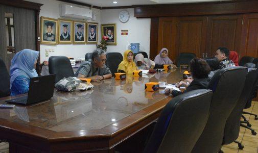 FKM UI Terima Kunjungan Studi Banding dari STIKES Mitra Ria Husada