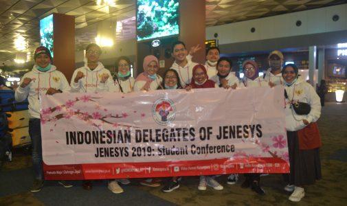 Mahasiswa UI Ikuti Program JENESYS Student Conference Di Jepang
