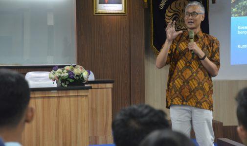 FKM UI Terima Kunjungan Siswa-siswi SMA Negeri 2 Kediri