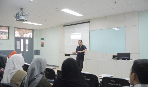 FKM UI Hadirkan Pembicara dari University of Derby dalam Acara Alumni Lecture