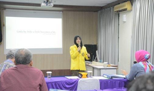 Peserta Mapres Presentasikan Life Plan di Final Mapres FKM UI 2020