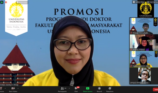 Doktor FKM UI Teliti: Perancangan Model Monitoring Pelayanan Antenatal Terpadu Berbasis Teknologi Informasi