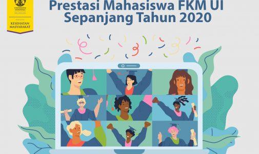 Mahasiswa FKM UI Raih Prestasi Akademik dan Non Akademik di Sepanjang Tahun 2020