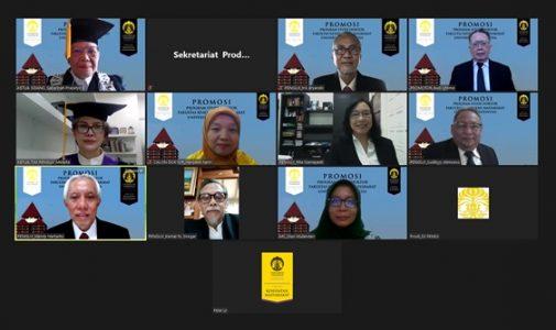 Doktor FKM UI Teliti: Tingkat Dan Determinan Sosiodemografik Unmet need Keluarga Berencana Di Indonesia: Analisis Data Survei Demografi Kesehatan Indonesia Tahun 2017